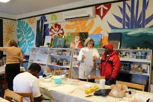 Get Involved| Art Room | Triune Mercy Center Greenville,SC