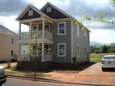 Triune Mercy Center| Homes of Hope| Greenville,SC